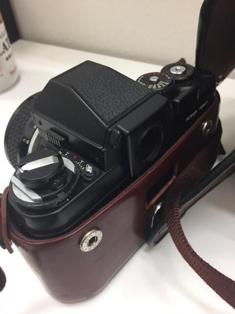 【12994】 ニコン NIKON F3  レンズ付 動作未確認 売り切り_画像5