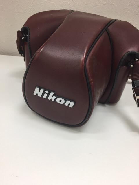 【12994】 ニコン NIKON F3  レンズ付 動作未確認 売り切り_画像2