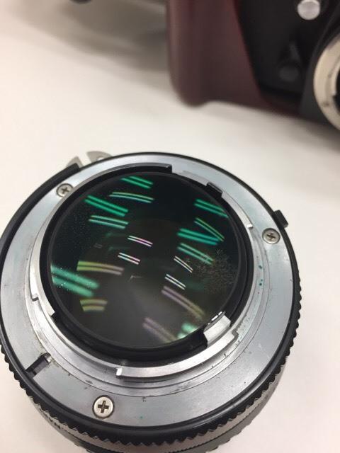 【12994】 ニコン NIKON F3  レンズ付 動作未確認 売り切り_画像7