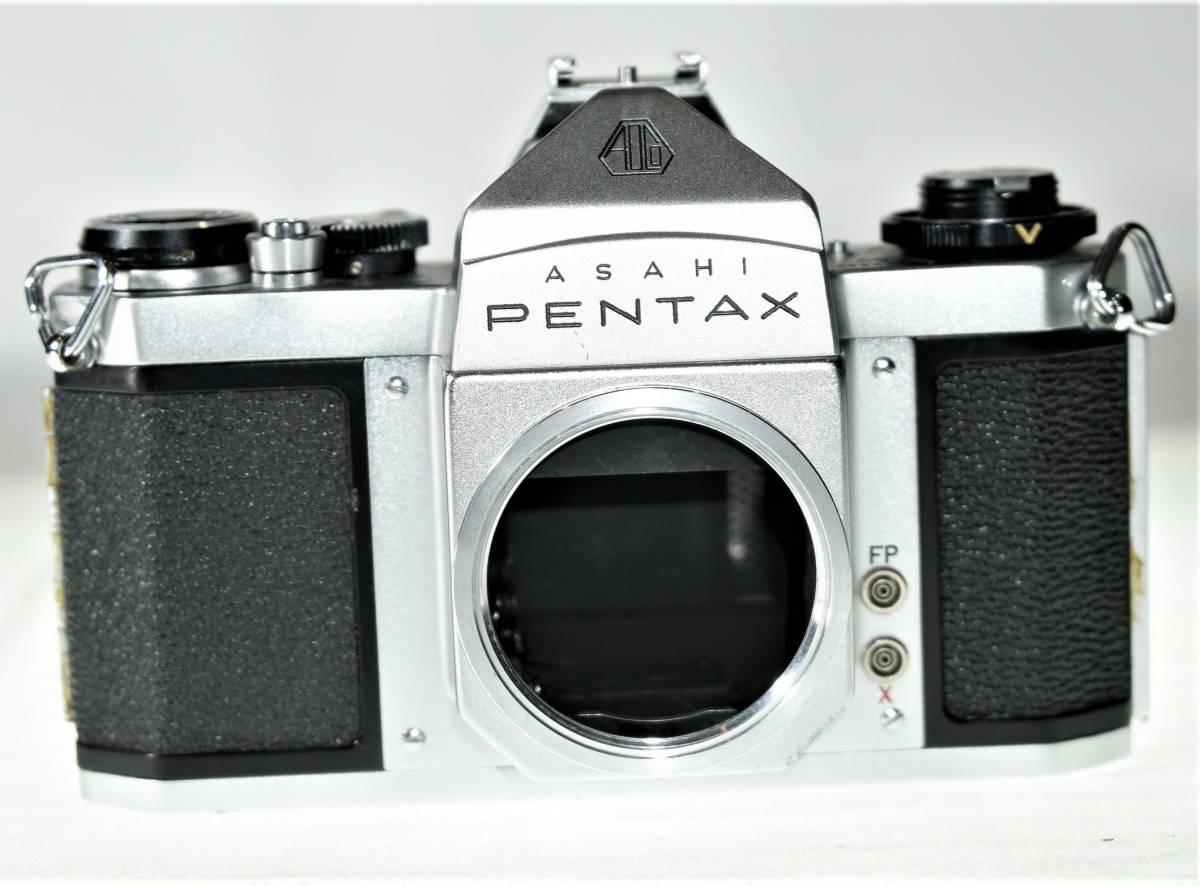 ペンタックス・『 ASAHI PENTAX SV 』ジャンク_画像6