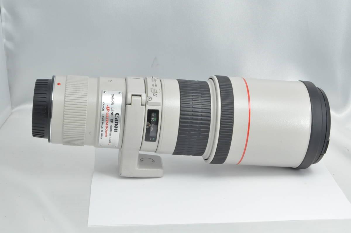 #3106 CANON LENS EF 400mm F5.6 L ULTRASONIC キャノン ウルトラソニック レンズ