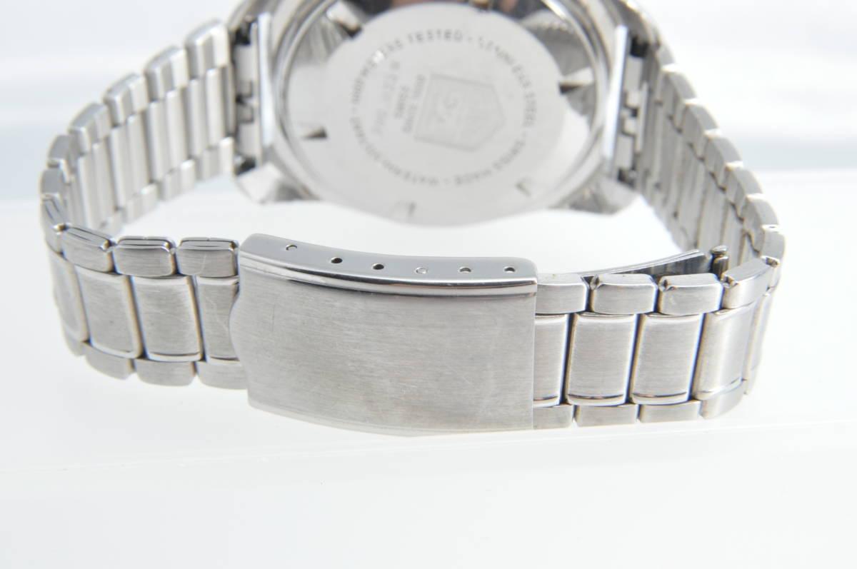 #3492 TAG HEUER 980.023N Professional 1000M QUARTZ タグホイヤー プロフェッショナル ディープダイバー Deep Diver クォーツ腕時計_画像4