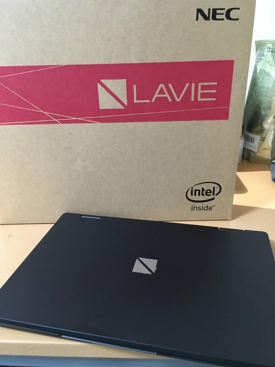 NEC モバイルノート LAVIE Note Mobile NM150/KAB PC-NM150KAB [ブラック] 使用1日 ほぼ新品 送料無料