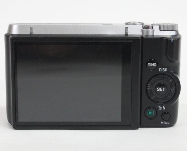 ◇ CASIO コンパクトデジタルカメラ EXILIM 10周年記念モデル EX-ZR1000BSA バッテリー2個/別売充電器付き ◇MHD6588_画像3