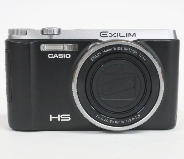 ◇ CASIO コンパクトデジタルカメラ EXILIM 10周年記念モデル EX-ZR1000BSA バッテリー2個/別売充電器付き ◇MHD6588_画像2