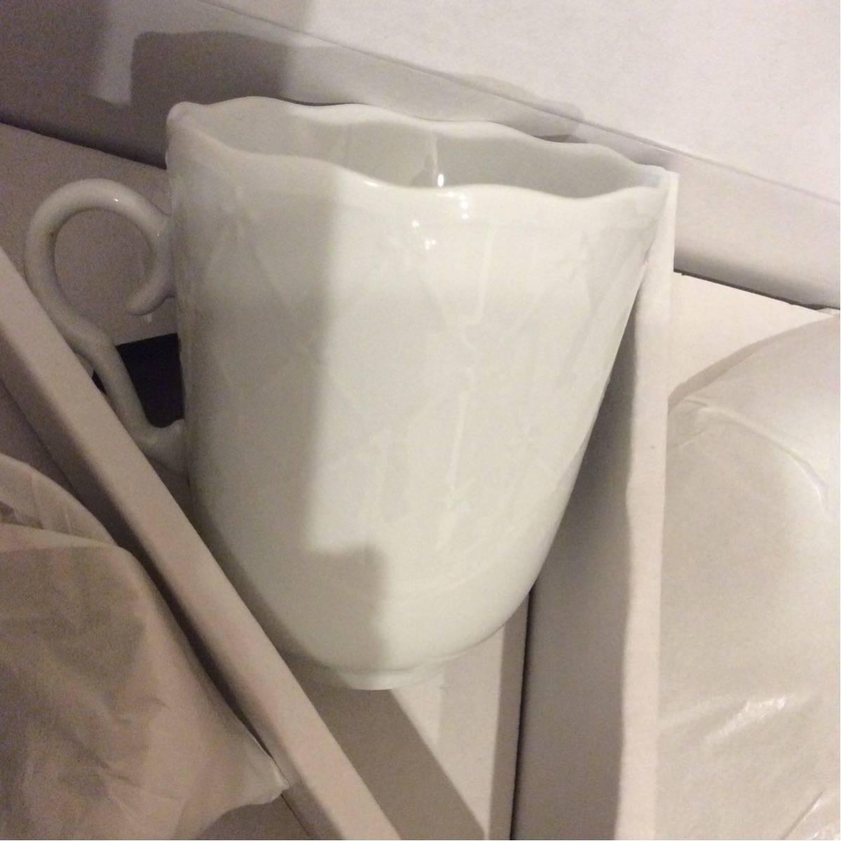 宅急便送料700円~ミキモト コーヒーカップ ジノリ 好きに ロイヤルコペンハーゲン好きにも_画像6
