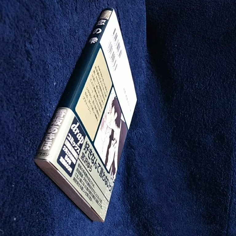 匿名配送 送料込み 香坂あきほ 【 恋の雫 】 BL 帯付き 2008年2月第3刷発行 即決_画像5