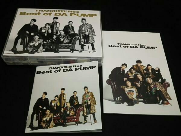 DA PUMP CD THANX!!!!!!! Neo Best of DA PUMP(初回生産限定盤)(DVD付)_画像3