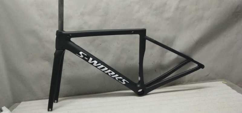 新品 カーボンフレーム ロードバイクフレーム 自転車フレーム フレームセット_画像2