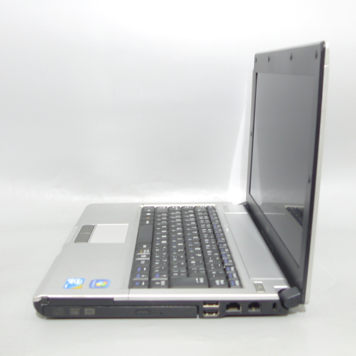 ●送料無料● Windows10 64Bit 搭載 中古 12.1インチ NEC VK13MB-B ノートパソコン Core i5 2GB 無線LAN Office2010 税無_画像6