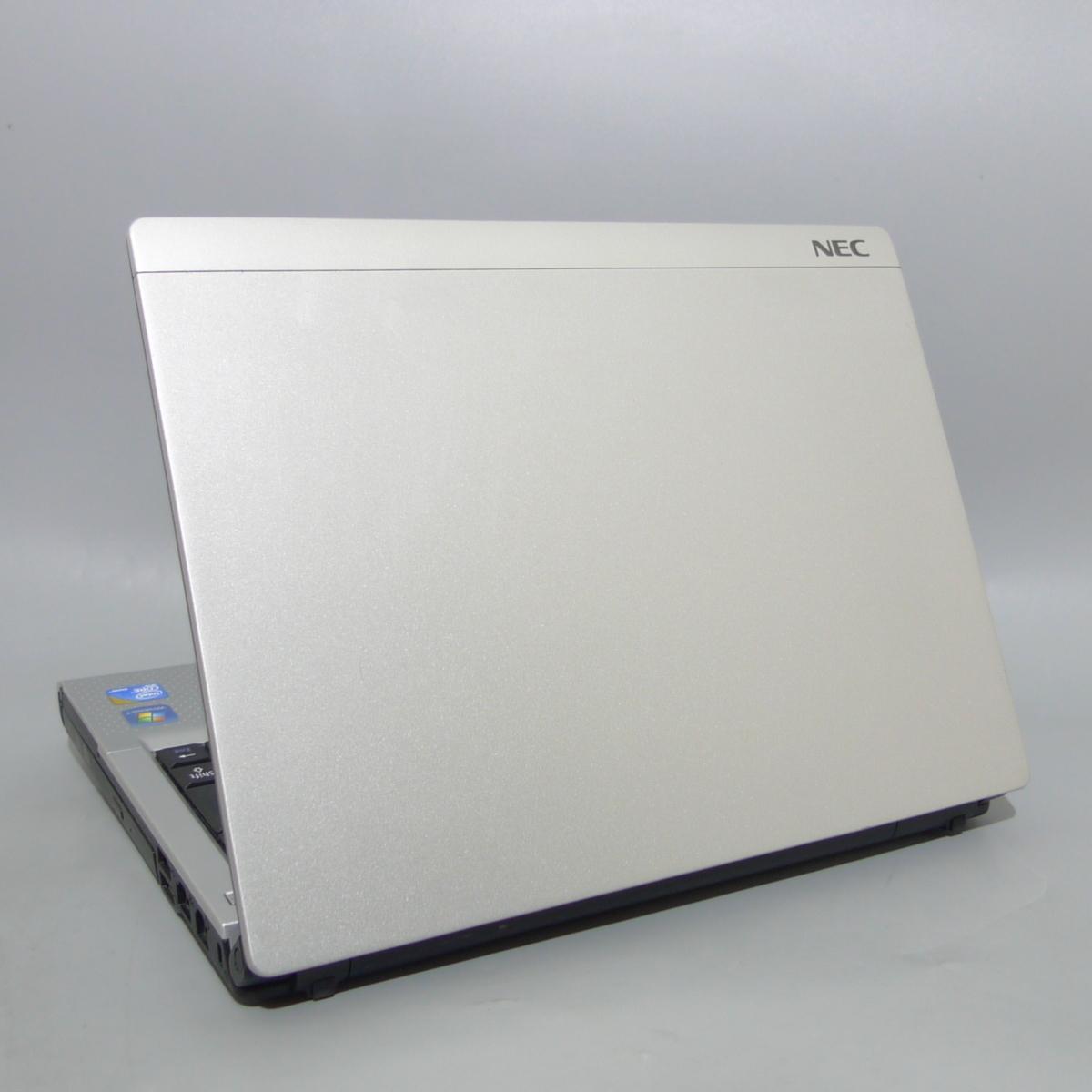 ●送料無料● Windows10 64Bit 搭載 中古 12.1インチ NEC VK13MB-B ノートパソコン Core i5 2GB 無線LAN Office2010 税無_画像7