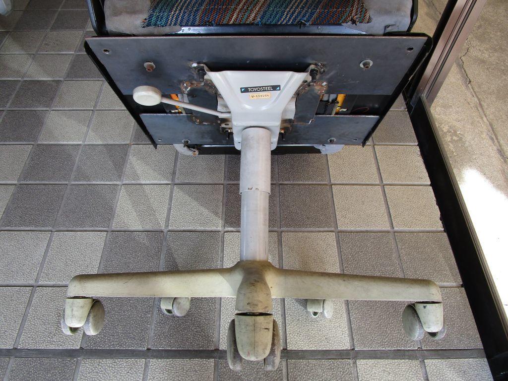 ランチアデルタシート オフィスチェアー 事務椅子_画像6