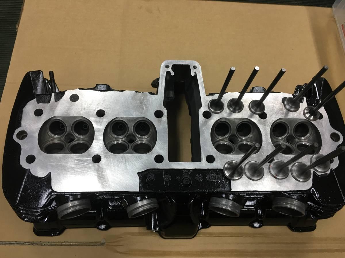 「オーバーホール済 CB1100R MA3 シリンダーヘッド CB1100F (ホンダ バイク エンジン)」の画像