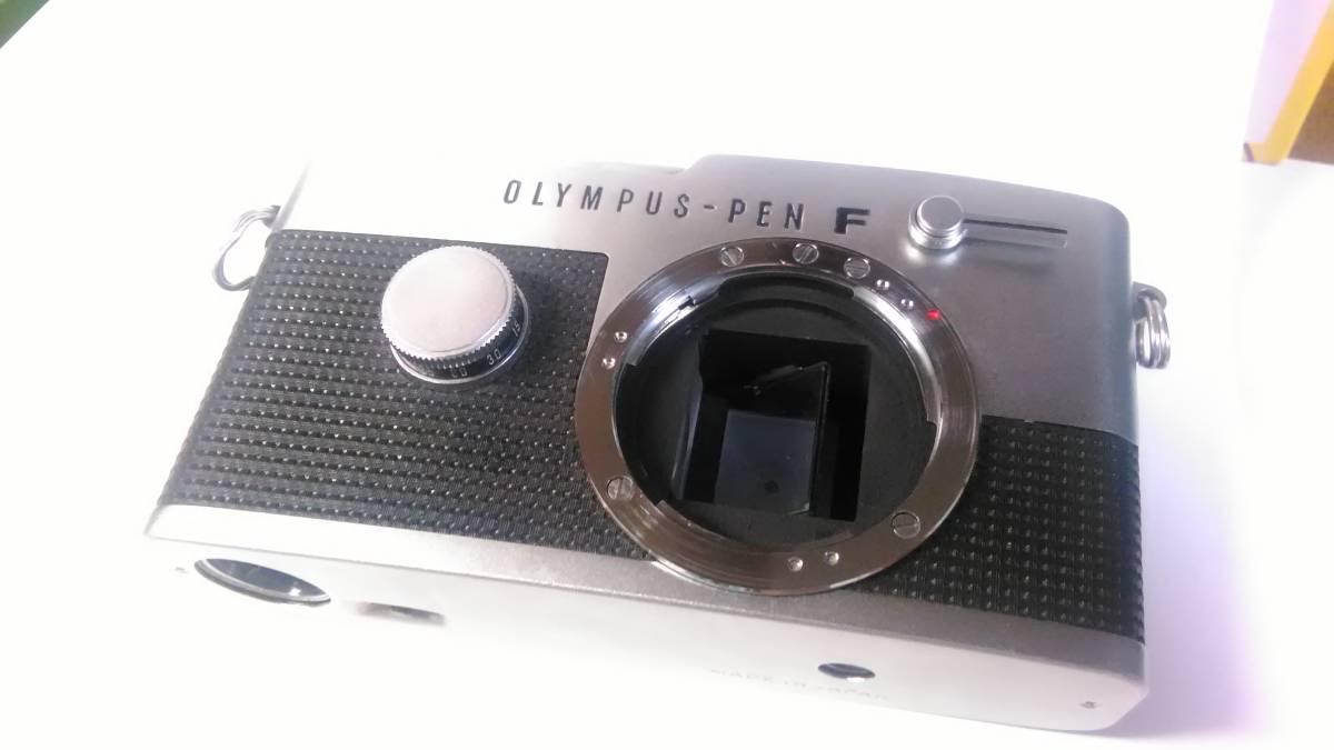 OLYMPUS PEN-FT Auto-S 38mm f1.8 オリンパス_画像2