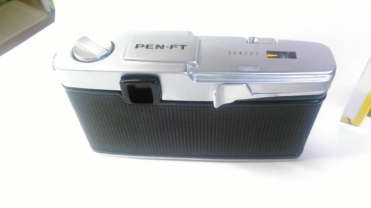 OLYMPUS PEN-FT Auto-S 38mm f1.8 オリンパス_画像3