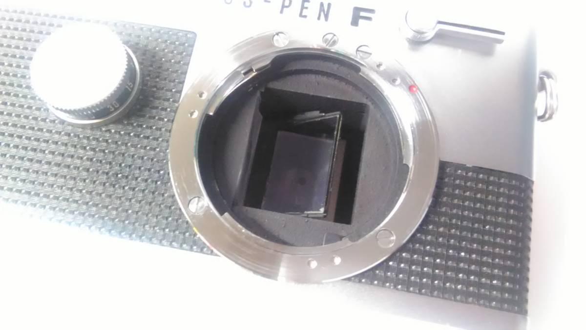 OLYMPUS PEN-FT Auto-S 38mm f1.8 オリンパス_画像7