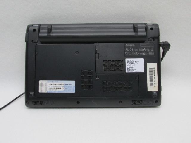 1円~☆Lenovo ideaPad S10-3 Win10 2G 160G Office2016 無線(Wi-Fi)充電残量表示:4時間20分 _画像6