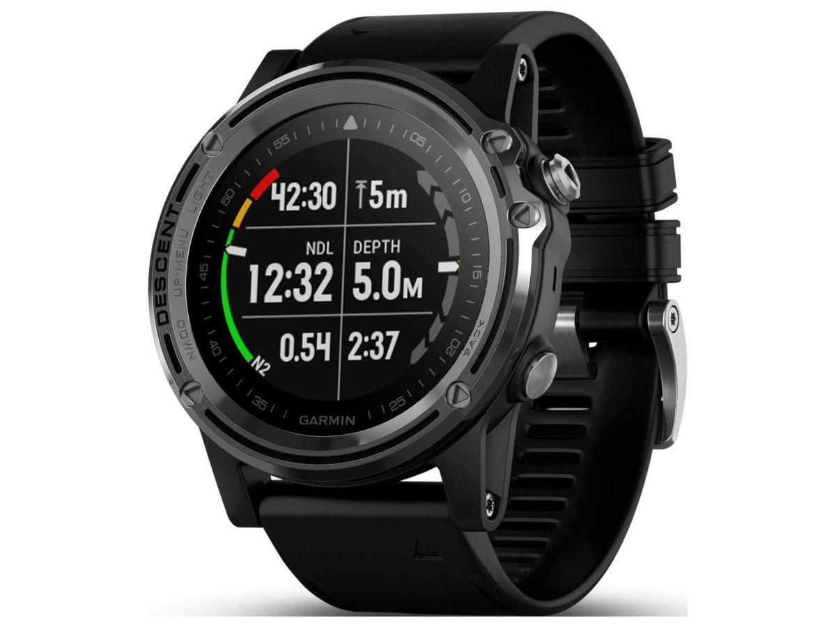 GARMIN(ガーミン)Descent Mk1 GPS内蔵 スマートウォッチ ダイビング 時計 ダイブコンピューター[010-01760-50]送料無料!_画像1