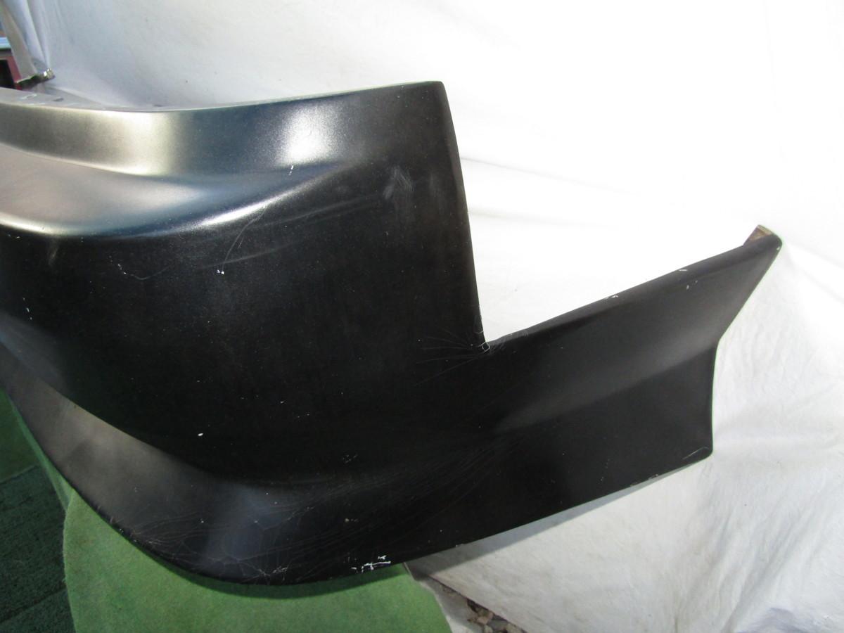 S14 シルビア メーカー不明 社外 エアロバンパー リアバンパー 張り出し オリジンタイプ? 黒色 前期 後期 補修ベースに_画像5
