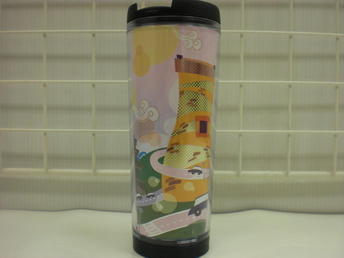 ○スタバ タンブラー 韓国 慶州 GyeongJu 2012 355ml 限定 スターバックス 新品 未使用品_画像3