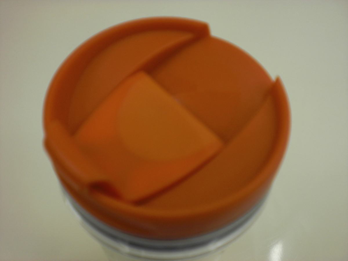 ○スタバ タンブラー 海外 香港 Hong Kong 橙 オレンジ 12oz 35L ご当地 限定 スターバックス 新品 未使用品_画像3
