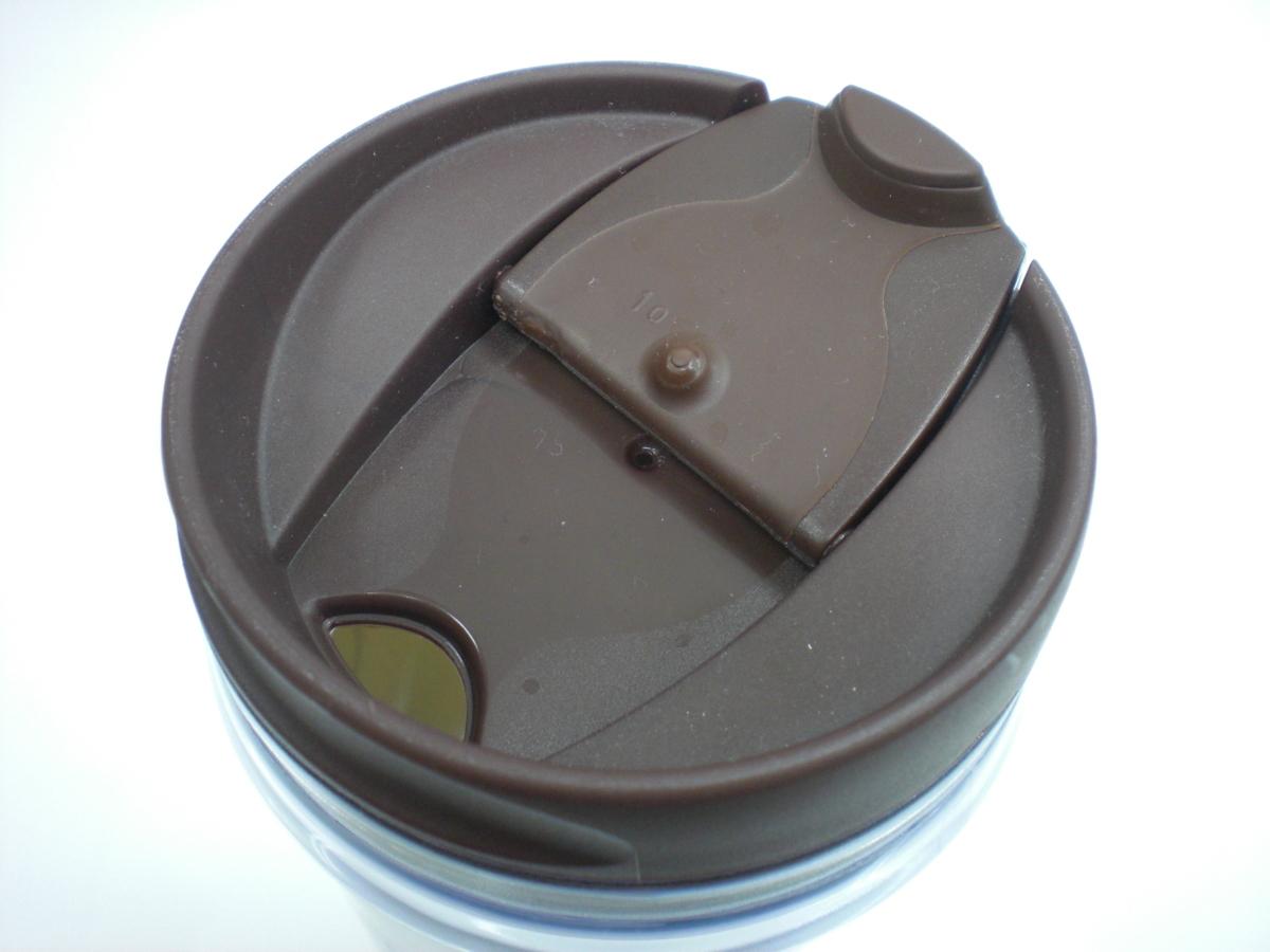○スタバ タンブラー 海外 ドイツ Germany Deutschland 12oz 35L 茶 2009 ご当地 限定 スターバックス 新品 未使用品_画像4