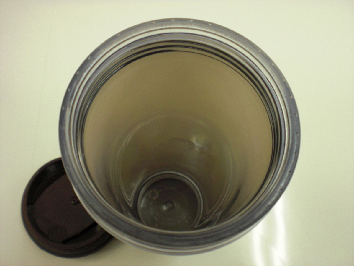 ○スタバ タンブラー 海外 ドイツ Germany Deutschland 12oz 35L 茶 2009 ご当地 限定 スターバックス 新品 未使用品_画像5