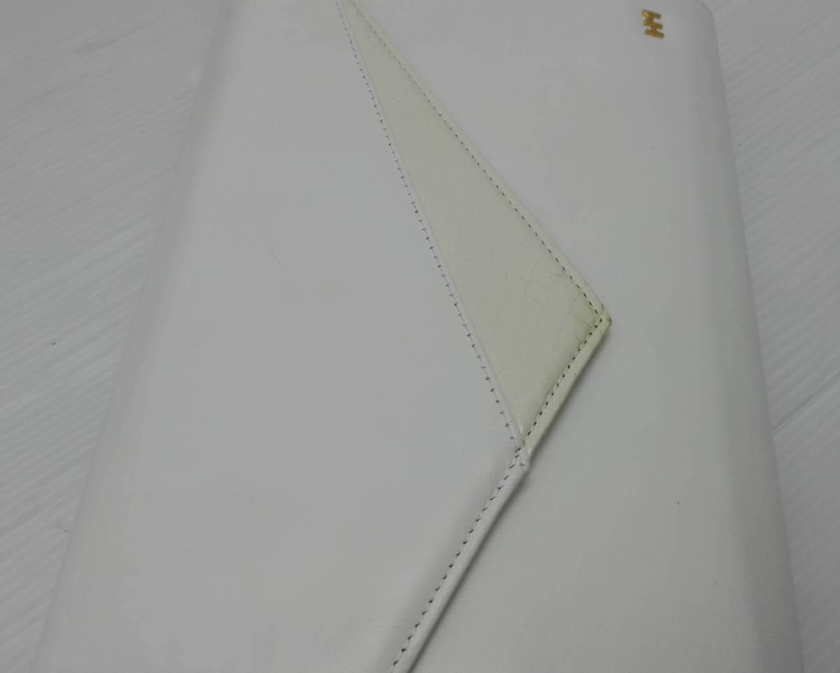 HANAE MORI 森英恵 2way ショルダーバッグ 中古 難あり かばん 鞄 バッグ ファッション小物_画像3