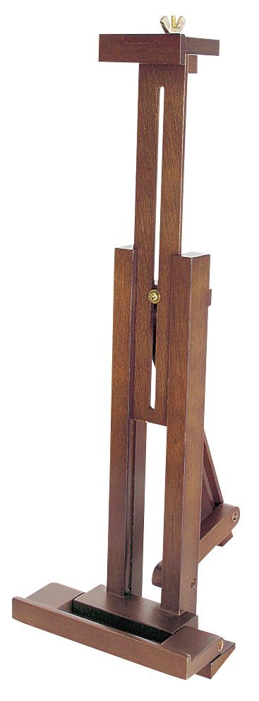 画材 木製イーゼル ベビーキリンイーゼル KE05 ブラウン_画像1