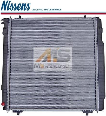 【M's】W463 ベンツ AMG Gクラス(ゲレンデ)Nissens製 ラジエーター///優良社外品 ラジエター 300GE G320 G500 G36 G55 463-500-1200_画像1