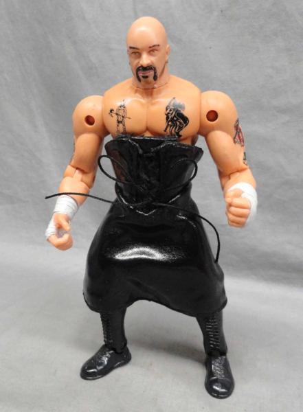 トイビズ WCW ペリー・サタン ECW プロレス TOYBIZ フィギュア WWF_画像2