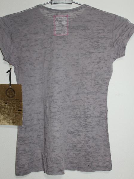 モーフィンジェネレーション Morphine Generation レディース半袖Tシャツ STEEL Sサイズ 新品_画像3