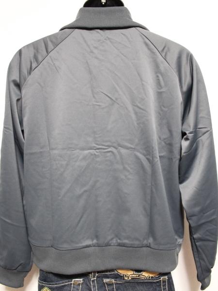 プーマ PUMA メンズ ジャージトップ ジャケット グレー Lサイズ 新品_画像3