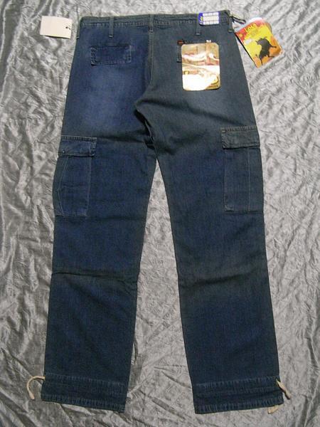 ロイスジーンズ Lois Jeans メンズデニムパンツ ジーンズ カーゴパンツ アウトレット_画像2