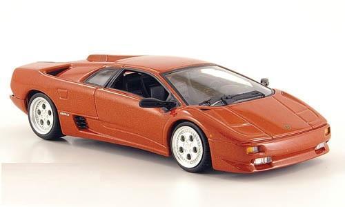 Minichamps 1:43 Lamborghini Diablo copper met.
