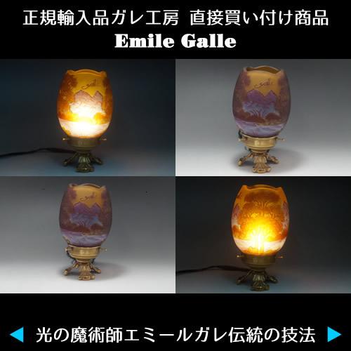◆ 希少 ◆ 証明書付き◆ 高さ20cm エミール ガレ 花器 カメオ彫りアンティーク 骨董 R0043_画像6