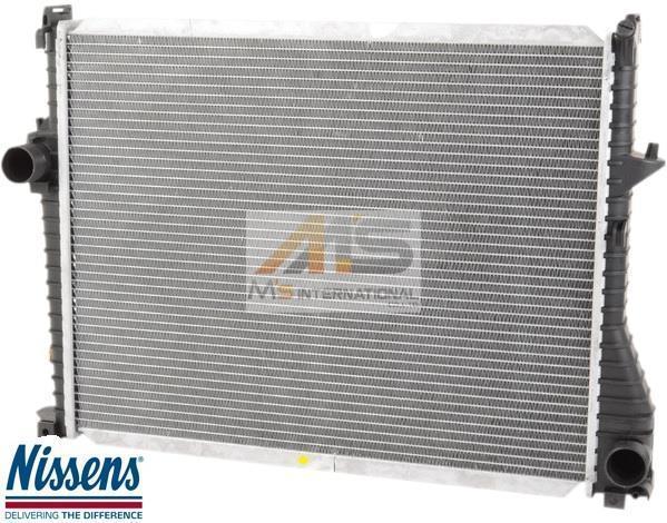 【M's】E46 E36 3シリーズ/Z3 E36(M52/M54)NISSENS製・他 ラジエーター//優良社外品 BMW ラジエター 1710-1715-319 17101715319_画像1