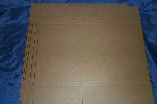 (サプライ) LD・LP保管/梱包用 強化段ボール箱 5枚セット (C36)_画像1