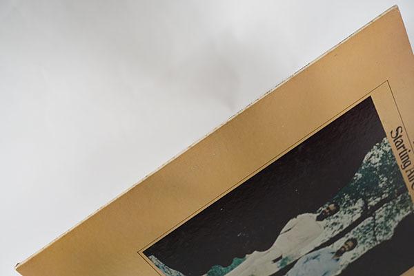 国内プロモ盤LP Mel&Tim Starting All Over Again メル&ティム レコード 寄付品_画像7