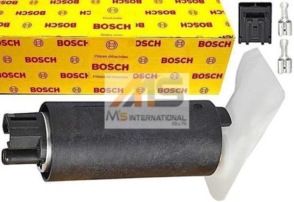【M's】VOLVO ボルボ 850 GLT/GL/GLE(92y-97y)BOSCH製 燃料ポンプ//純正OEM ボッシュ フューエルポンプ 0580-314-067 0580314067 9480152_画像1
