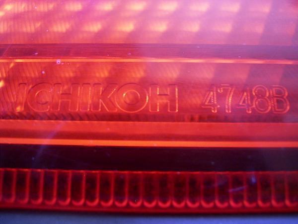 プリメーラ/HP11 テールレンズ/4748B 運転席側(右) ♪R07_画像3