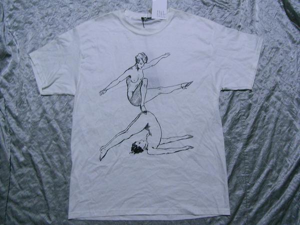 コスチュームデプト Costume Dept メンズ半袖Tシャツ Lサイズ 新品_画像1