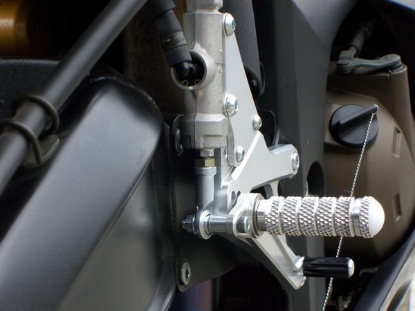 ロッドエンド⑤ HRC NSF100 DREAM50R NSR50mini NS-1 MH80R NSR80 NSR250R CBR125R CBR150R XR100M APE100 エイプ モンキー グロム_イメージ画像(使用例)