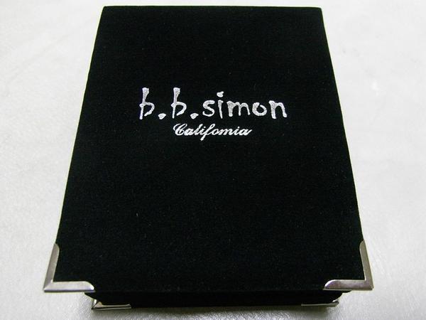 ビービーサイモン B.B.SIMON ペンダント オレンジ NO3 新品 アクセサリー_画像3