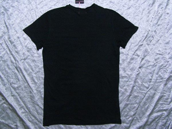 ロックスターズエンジェルス ROCKSTARS&ANGELS メンズ半袖Tシャツ ブラック Sサイズ 新品_画像3
