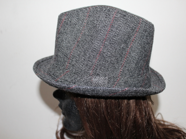 アイコニック Iconic Couture ハット 帽子 グレー 新品_画像4