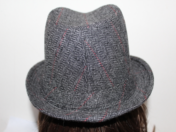 アイコニック Iconic Couture ハット 帽子 グレー 新品_画像5