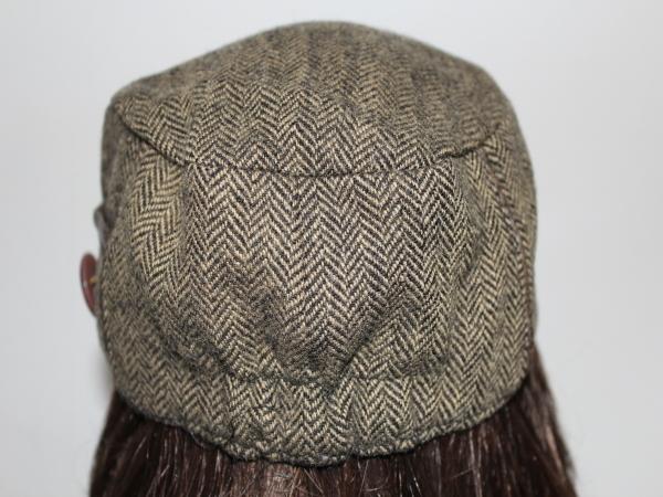 アイコニック Iconic Couture アーミーキャップ ミリタリー 帽子 新品_画像3