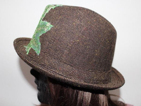 アイコニック Iconic Couture ハット 帽子 ブラウン NO4 新品_画像3