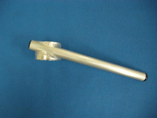 アルミ 溶接ハンドル 41Φ 垂角 10度 CB750 CB400SF CB400Four CB-1 CBR400RR CBR600F ホーネット VFR400R VTR1000F VTR250 NSR250R_イメージ画像